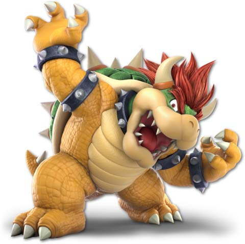 How to counter Bowser with Ivysaur in Super Smash Bros. Ultimate