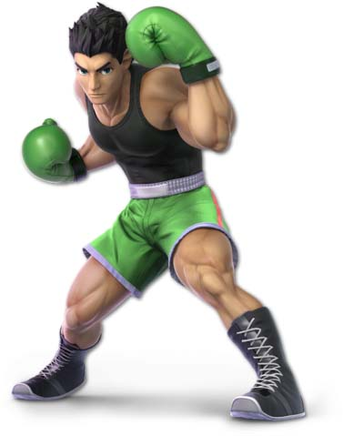How to counter Little Mac with Mii Swordfighter in Super Smash Bros. Ultimate