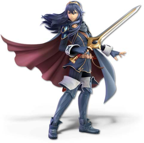 Super Smash Bros. Ultimate: Lucina vs Donkey Kong