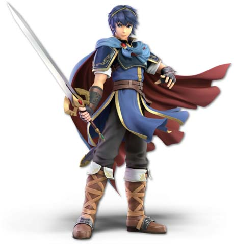 How to counter Marth with Cloud in Super Smash Bros. Ultimate