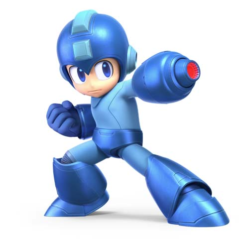 How to counter Mega Man with Mii Brawler in Super Smash Bros. Ultimate