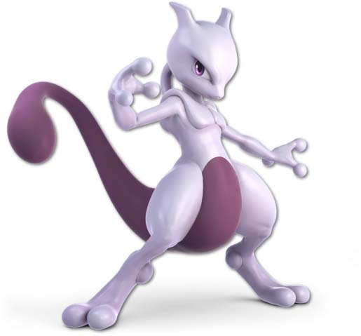 How to counter Mewtwo with Wii Fit Trainer in Super Smash Bros. Ultimate