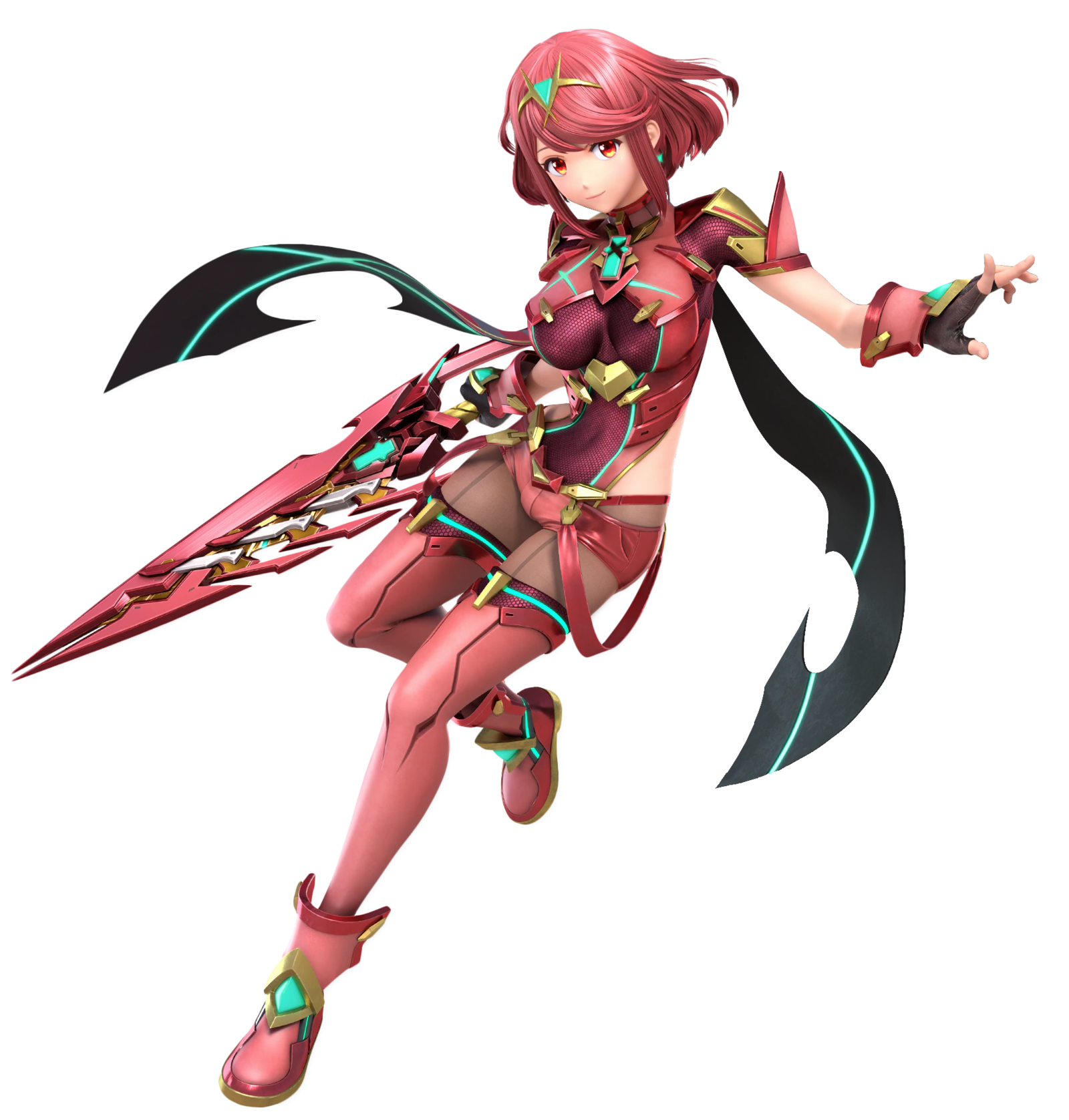 How to counter Pyra with Pichu in Super Smash Bros. Ultimate