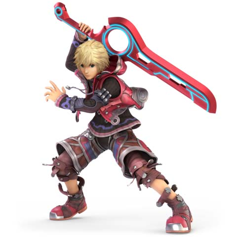How to counter Shulk with Cloud in Super Smash Bros. Ultimate