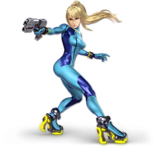 How to counter Zero Suit Samus with Wii Fit Trainer in Super Smash Bros. Ultimate